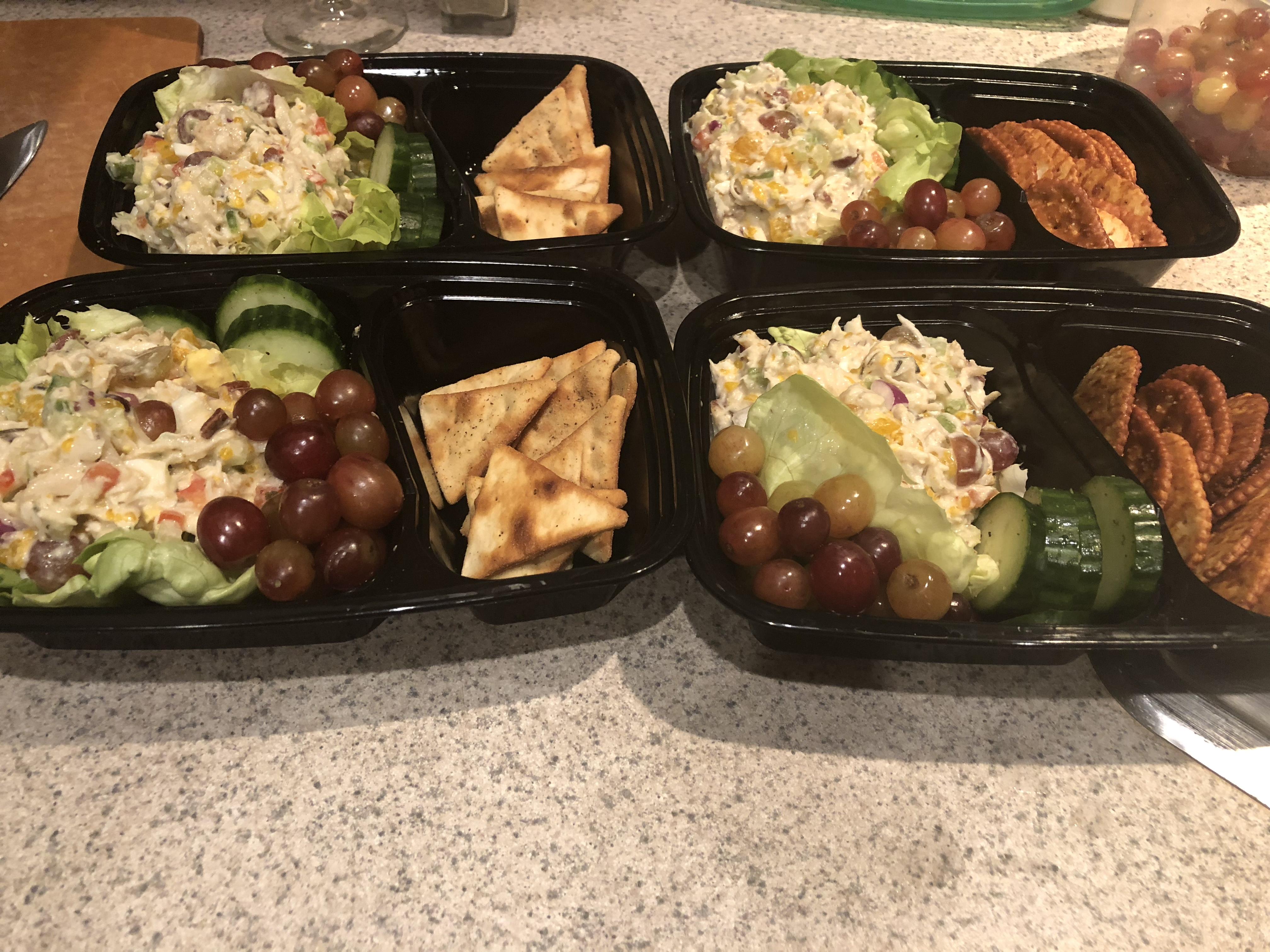 Gourmet Chicken Salad Carmen Foster