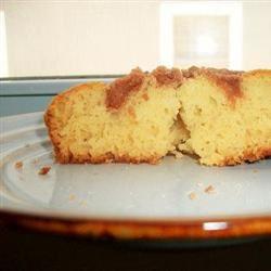 Jewish Coffee Cake I Kimberly