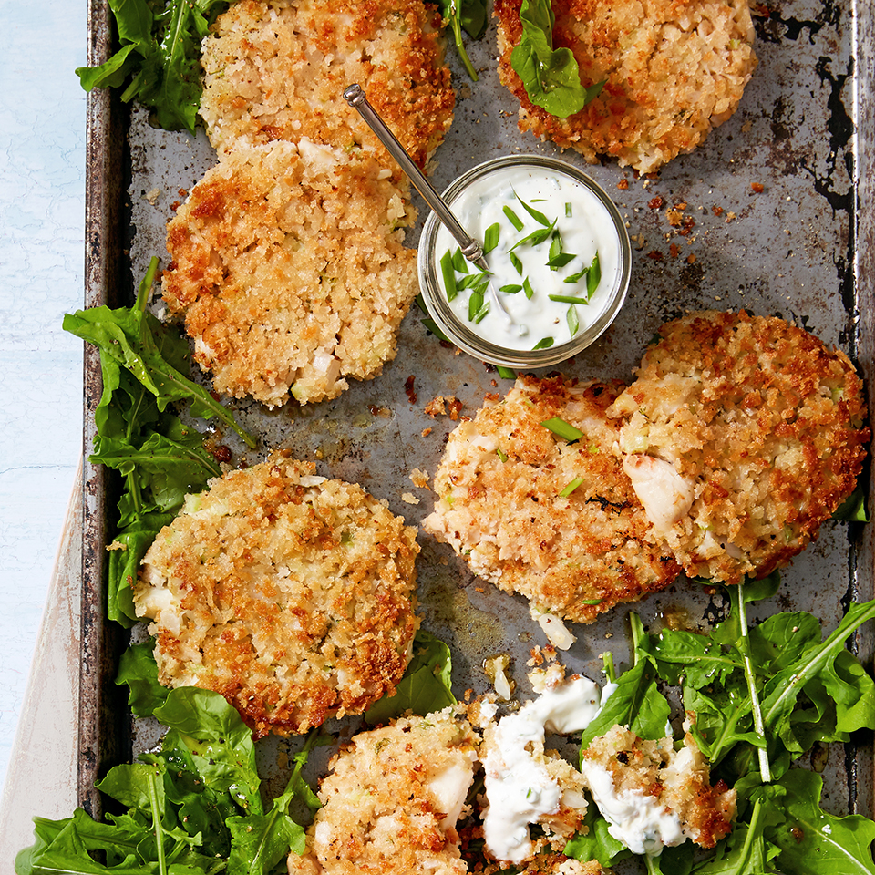 Salmon & Crab Cakes Trusted Brands