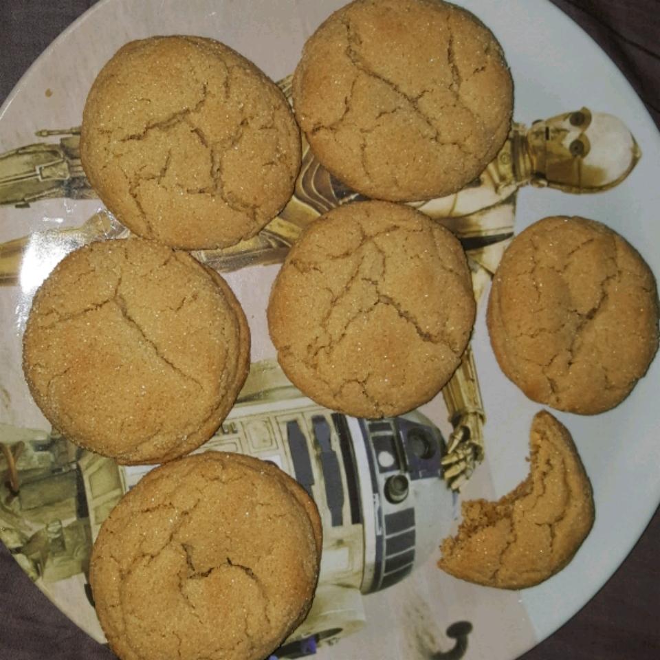 Yummy Peanut Butter Cookies Vanessa Ward