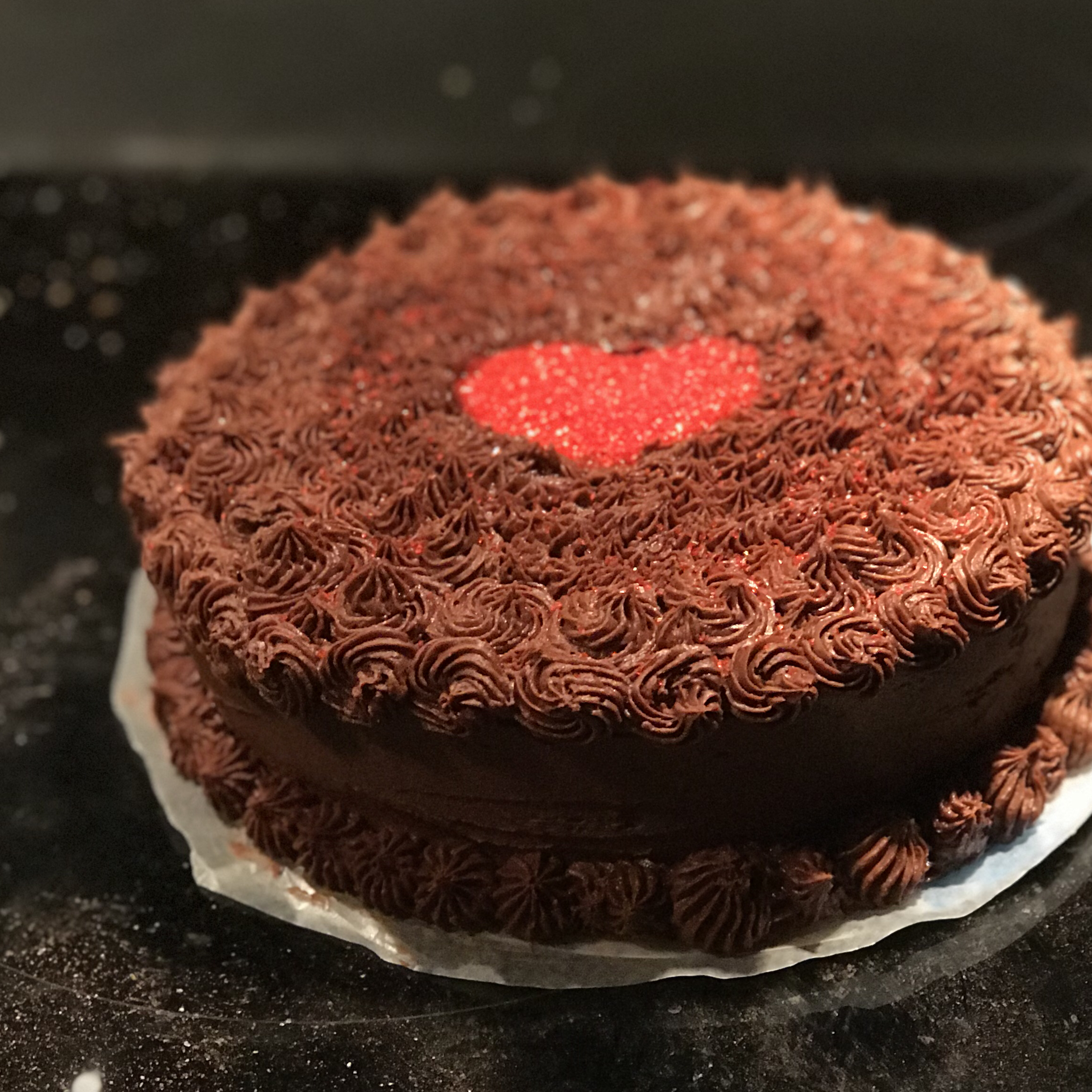 David's Yellow Cake Nikita Mounger