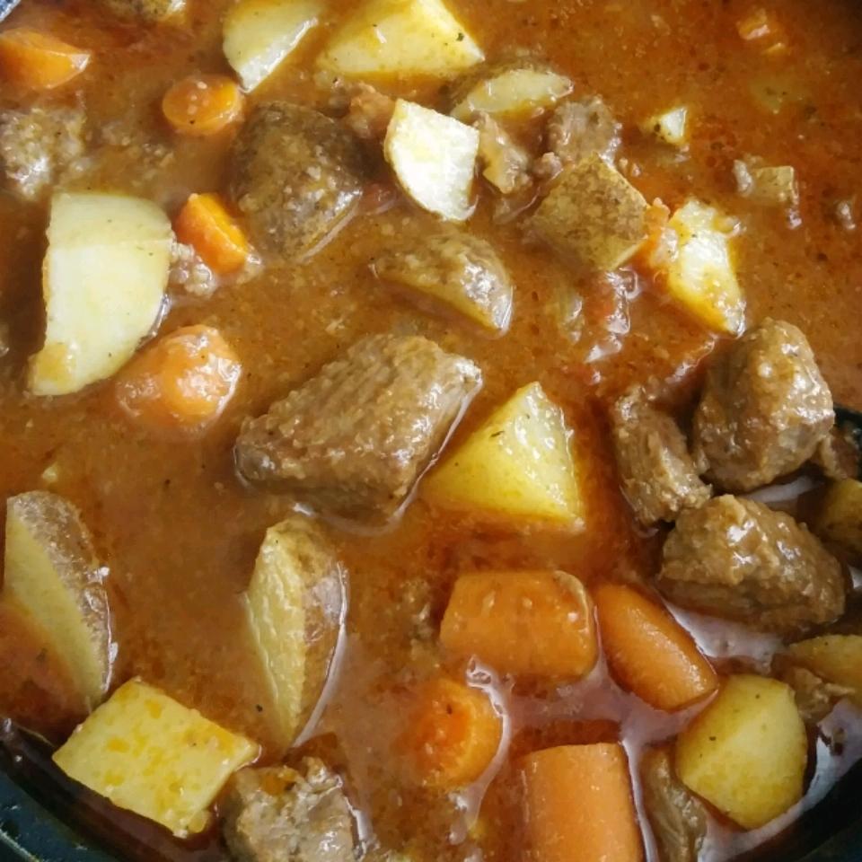 Alita's Tomato Beef Stew atl777