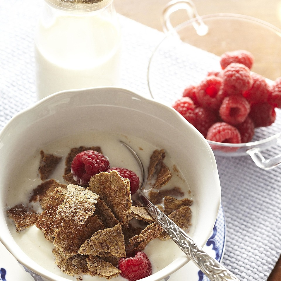 Gluten-Free Cinnamon Crunch Cereal Diabetic Living Magazine