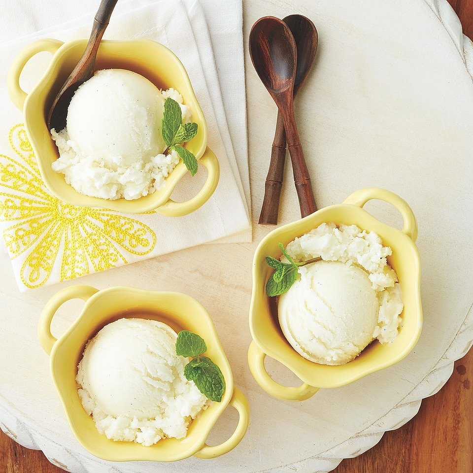 Honeyed Greek Frozen Yogurt Diabetic Living Magazine