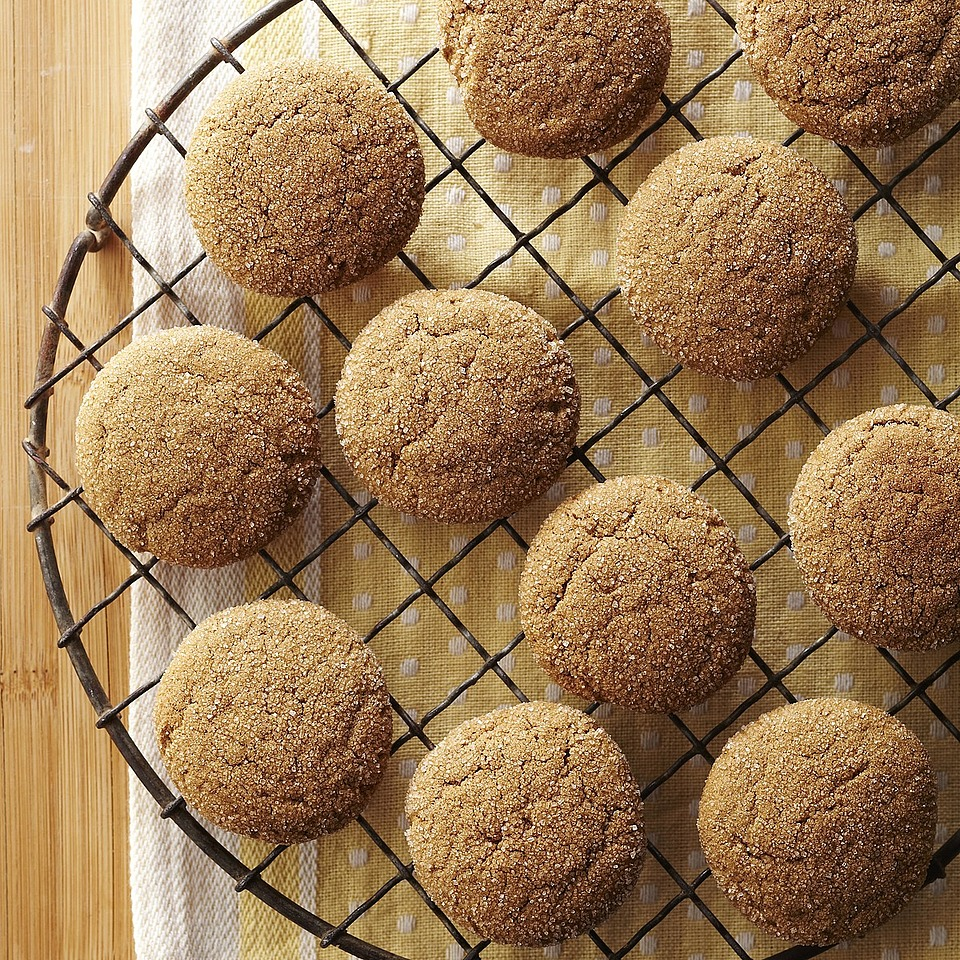 Molasses Cookies Trusted Brands