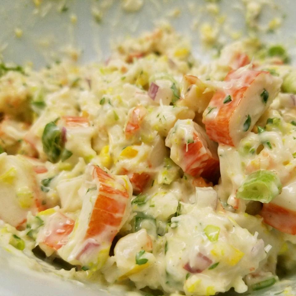 Mel's Crab Salad