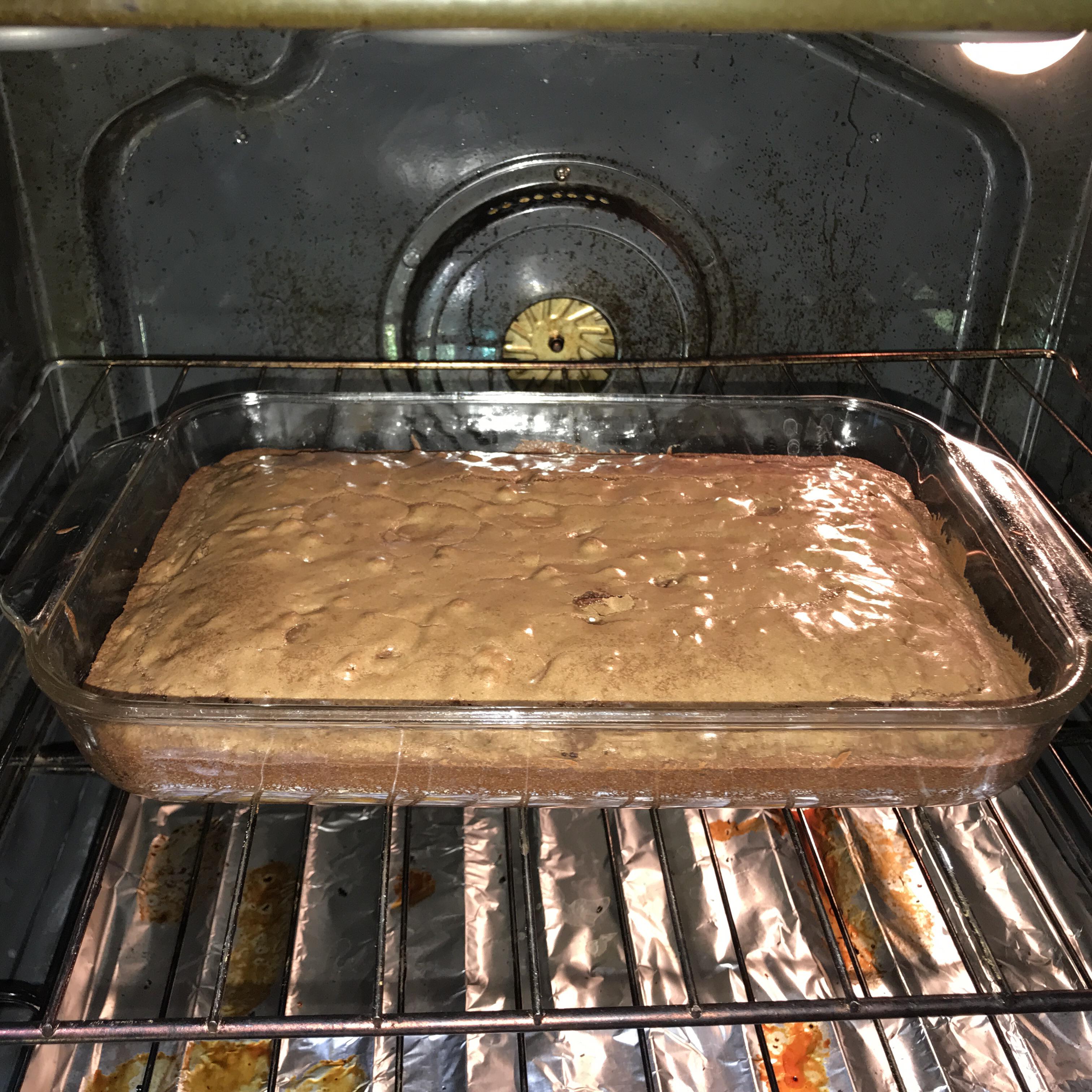 Easy Fudge Brownies