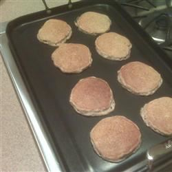 Grain and Nut Whole Wheat Pancakes BeeMan
