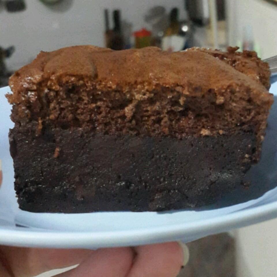 Chocolate Magic Cake Elaine Alethea