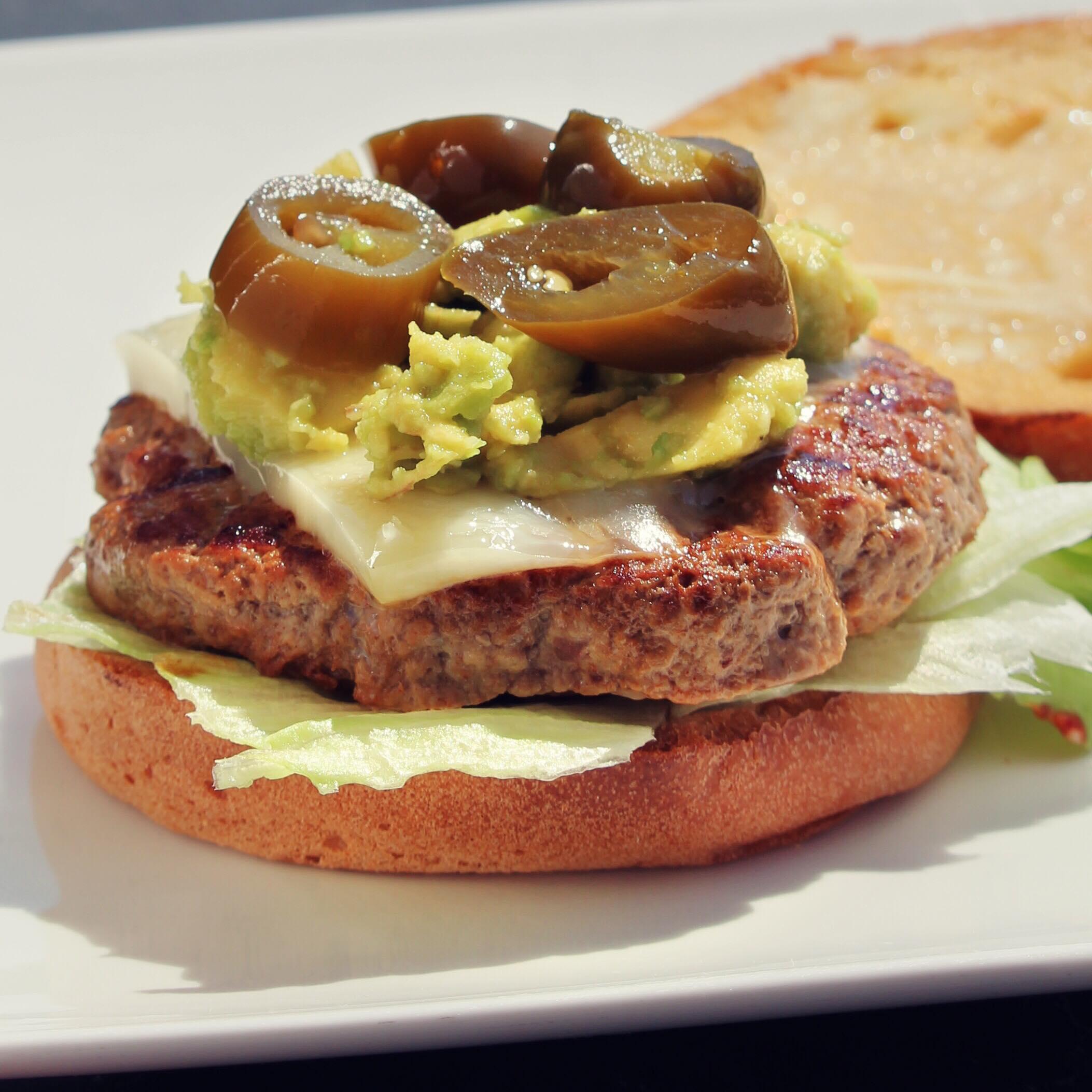 Chipotle Taco Burger Buckwheat Queen