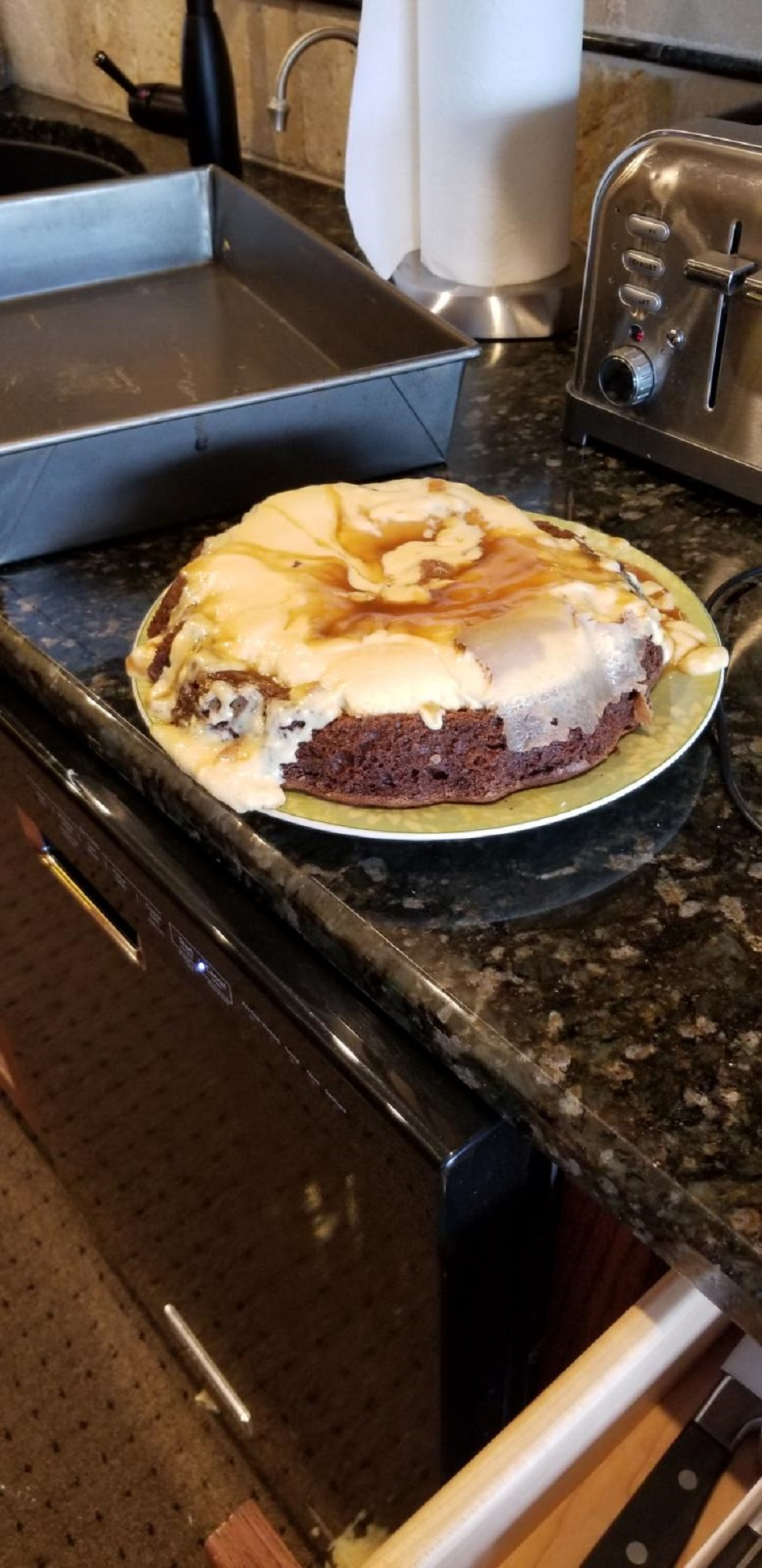 Impossible Cake