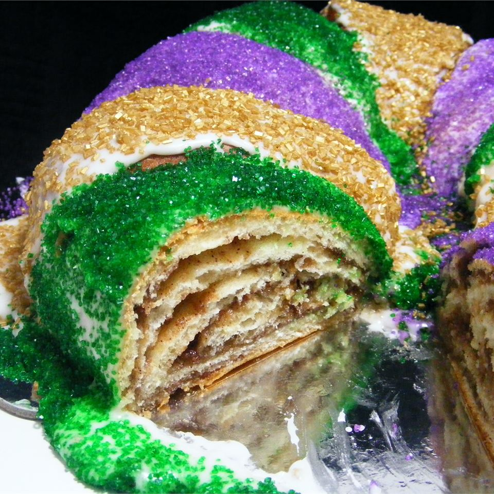 Mardi Gras King Cake abapplez