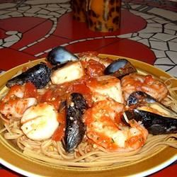 Fra Diavolo Sauce With Pasta
