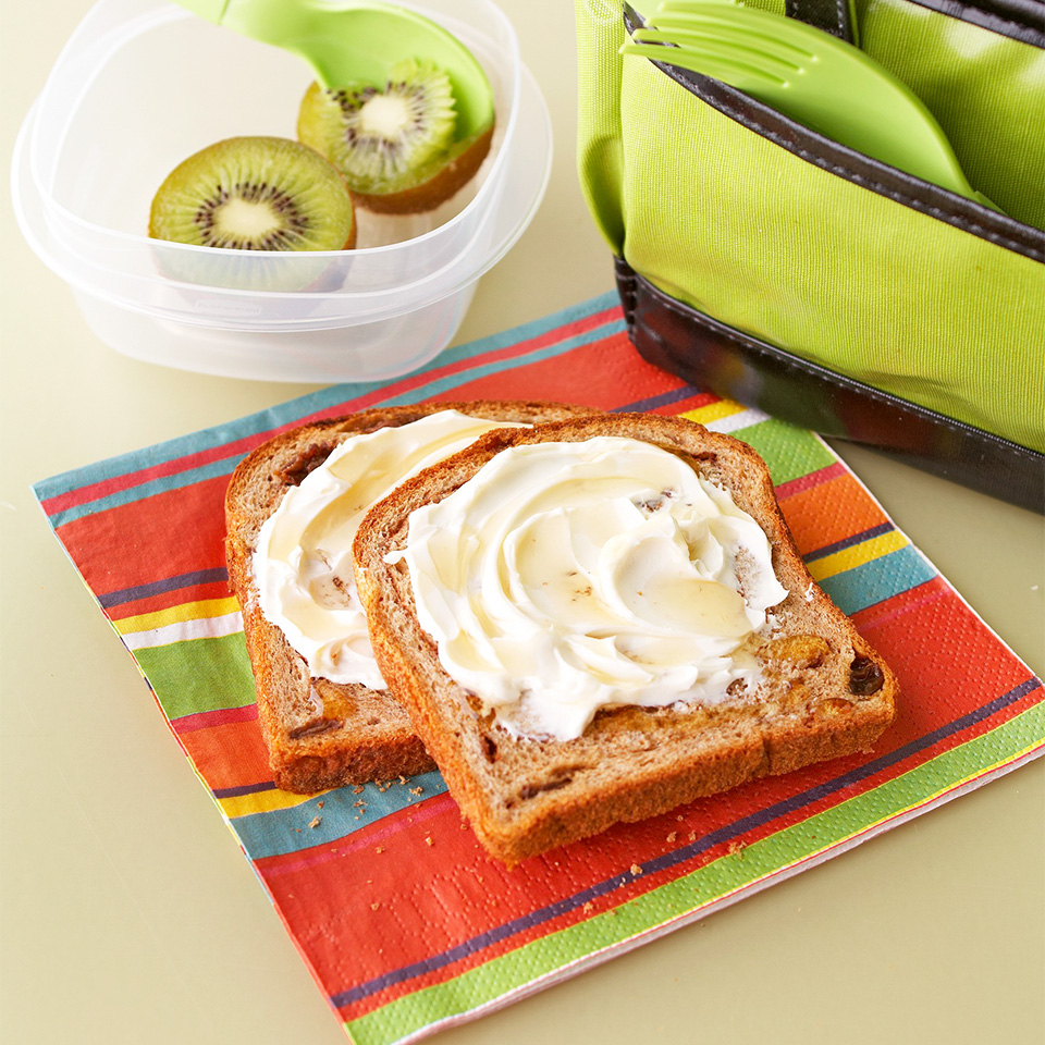 Cinnamon Swirl Bread with Cream Cheese Diabetic Living Magazine