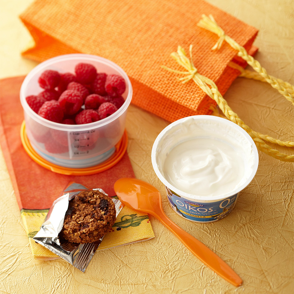 Mini Breakfast Cookie & Yogurt Diabetic Living Magazine