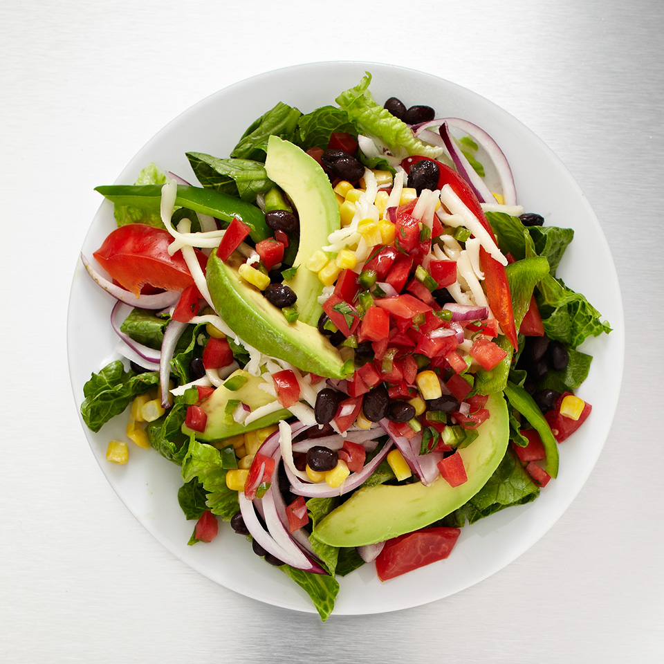 Tex-Mex Salad Diabetic Living Magazine