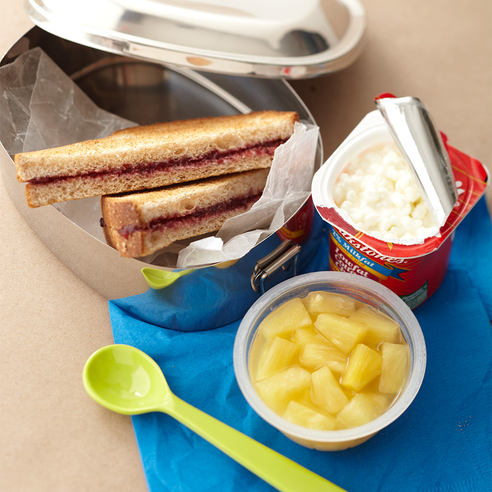 Healthy Toast & Jam Diabetic Living Magazine