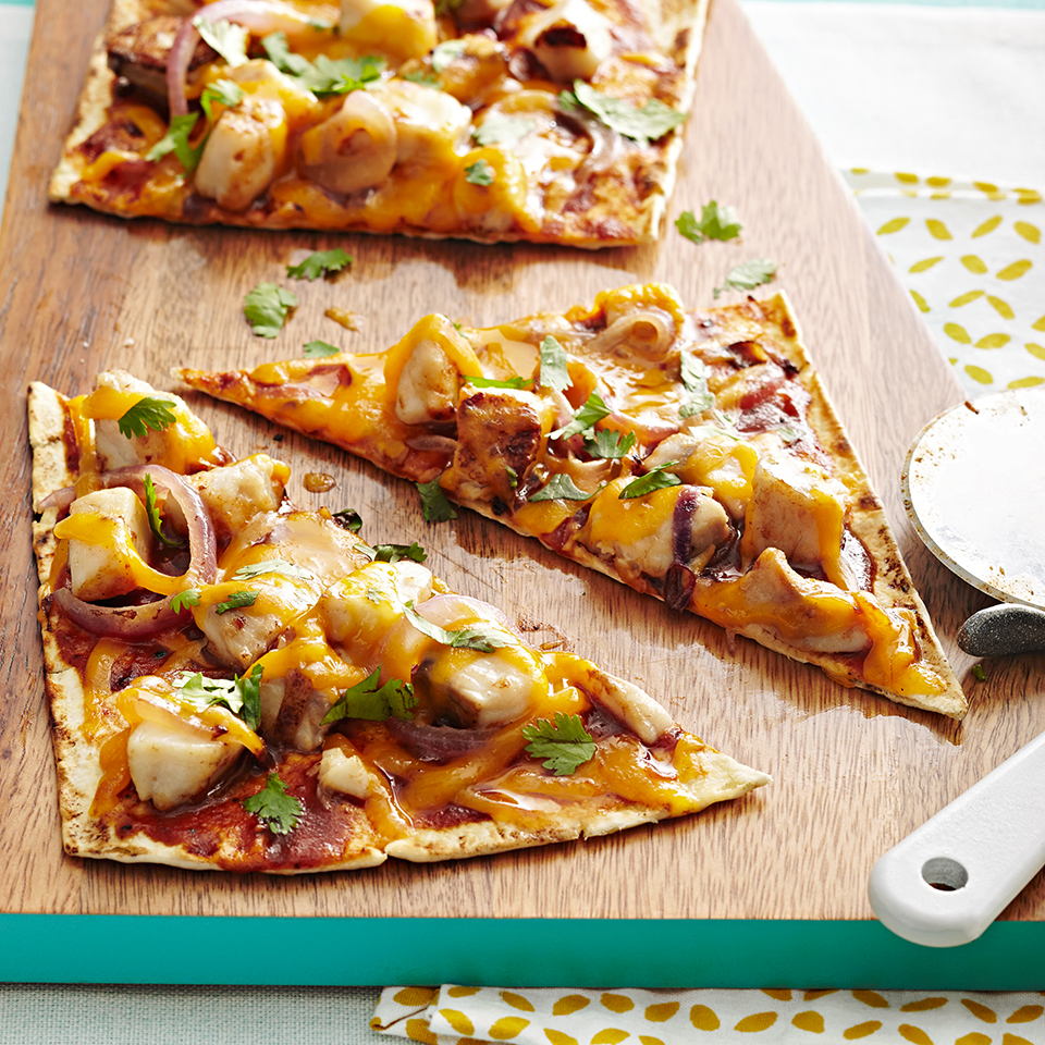 Barbecue Tilapia Pizza Trusted Brands