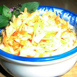 Quick and Easy Thai Style Coleslaw Gail A. Guild