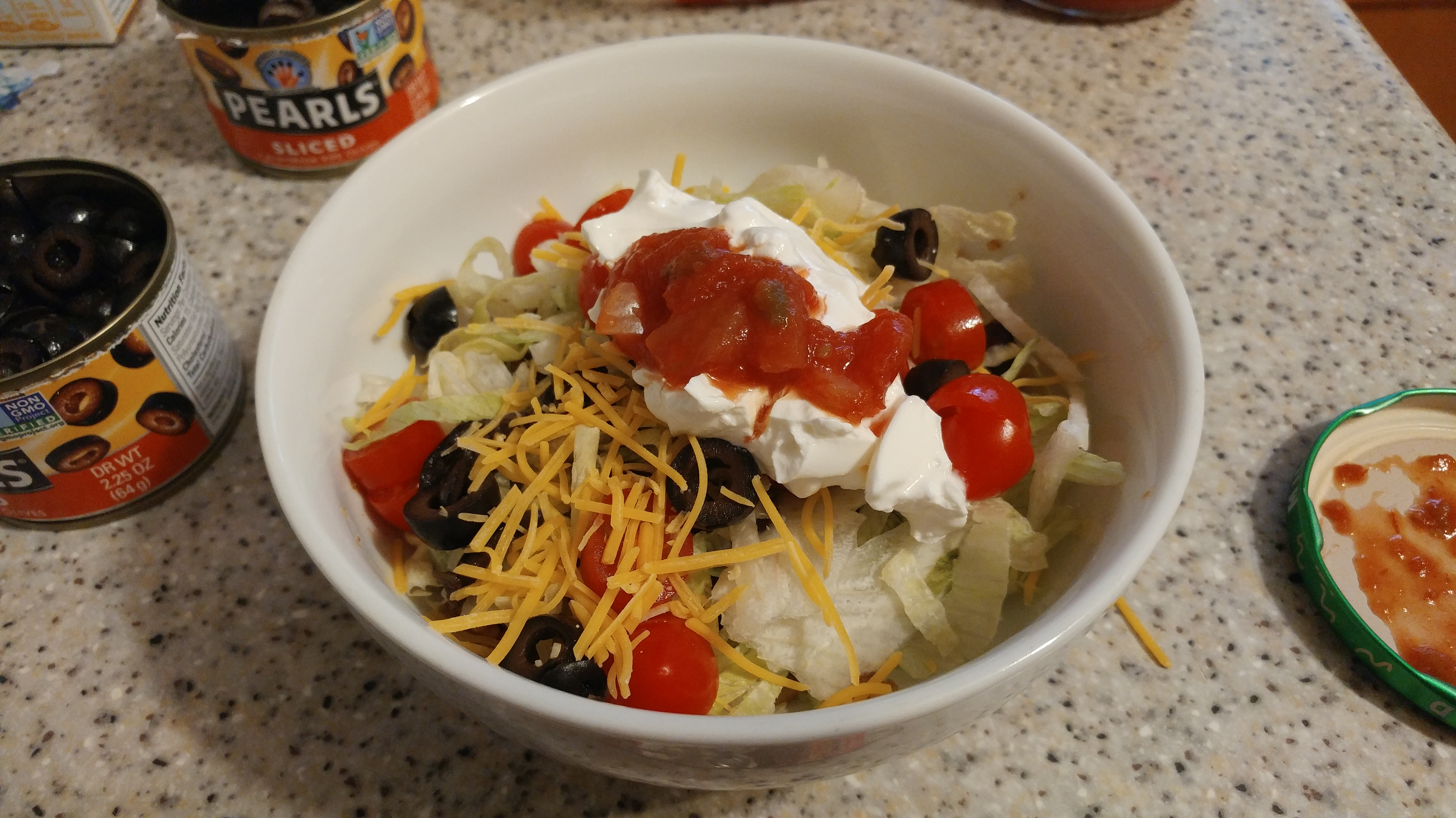 One-Pan Taco Dinner Minute Rice