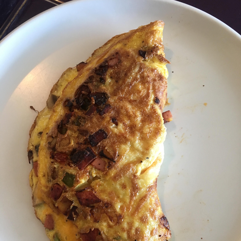 The Denver Omelet