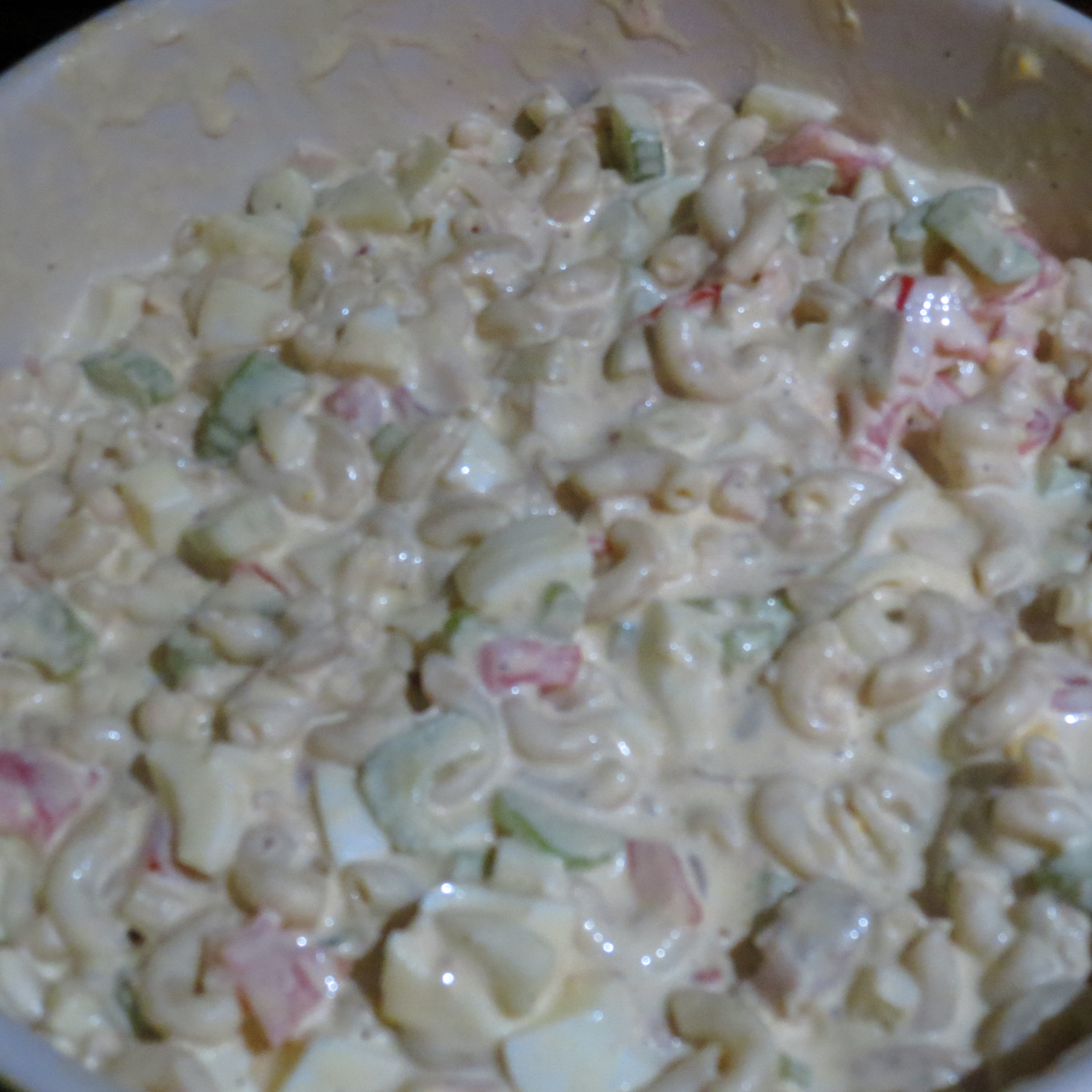 The BEST Macaroni Salad You Will EVER Have!! Wendy