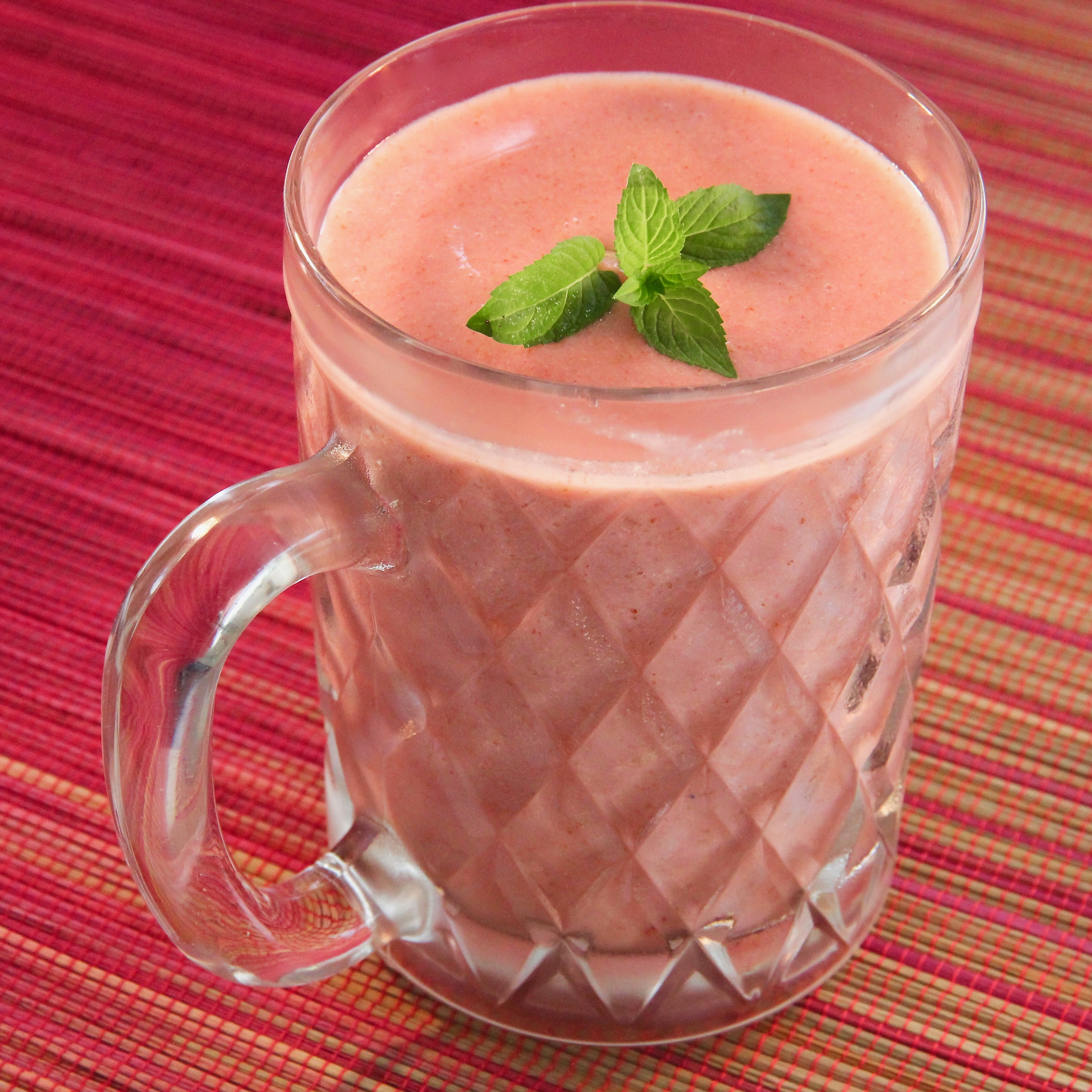 Flax Seed Smoothie