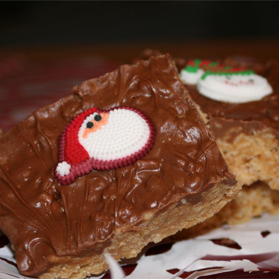 Kellogg's® Chocolate Scotcheroos Jamie
