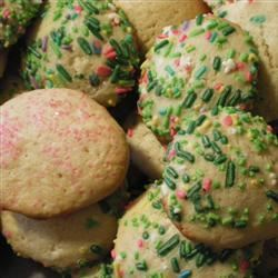 Old-Fashioned Soft Sugar Cookies Catherine A.M. PA1970