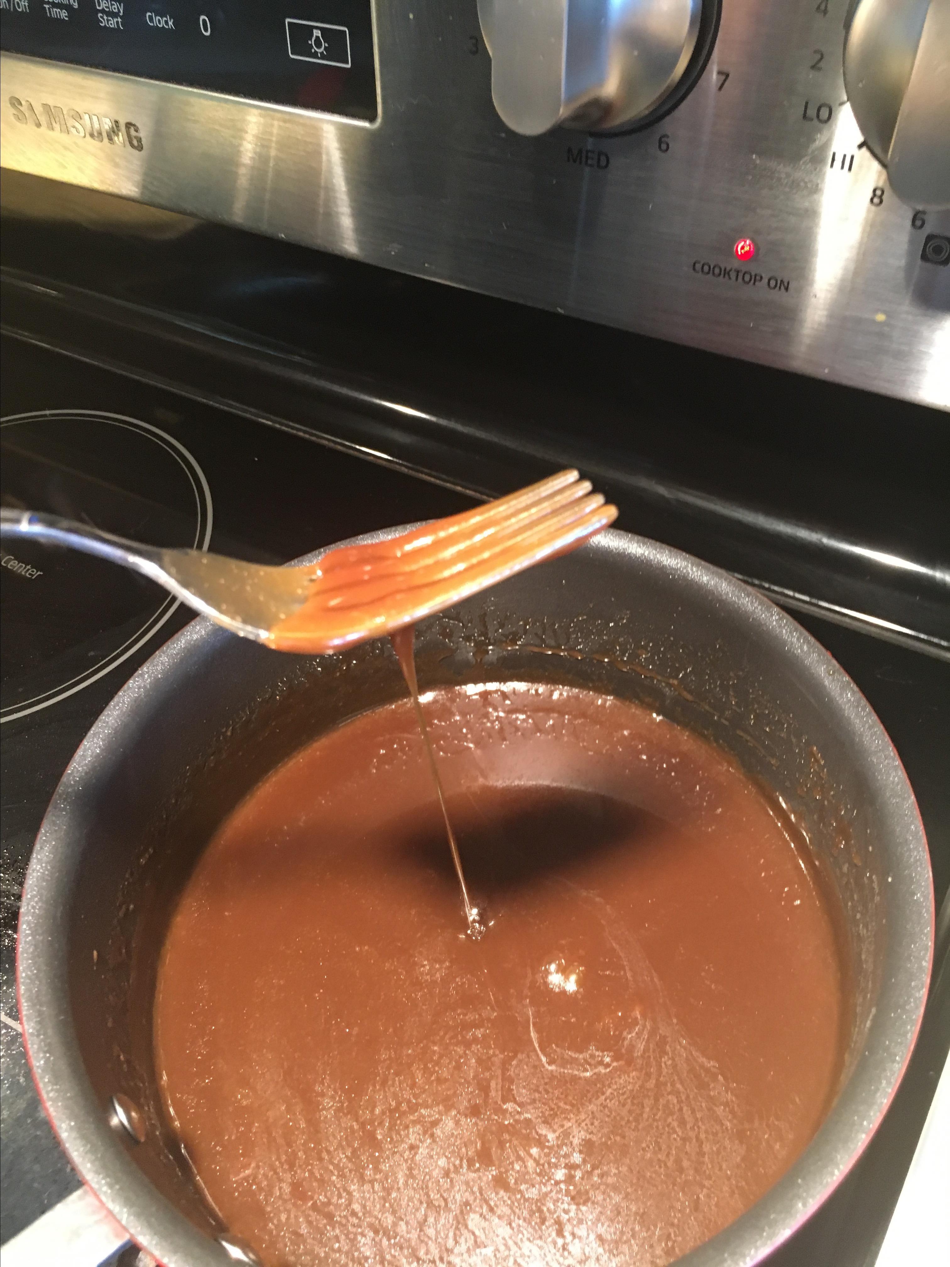 Oh-So-Easy Caramel Sauce