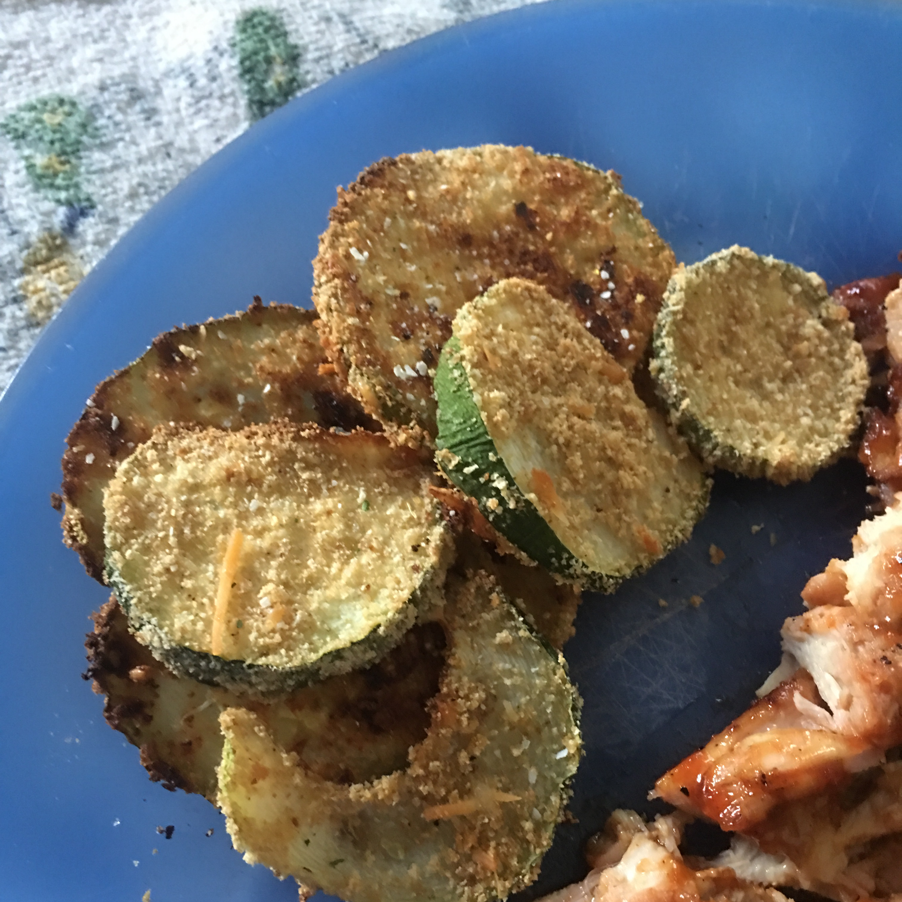 Healthy Zucchini Chips Angie