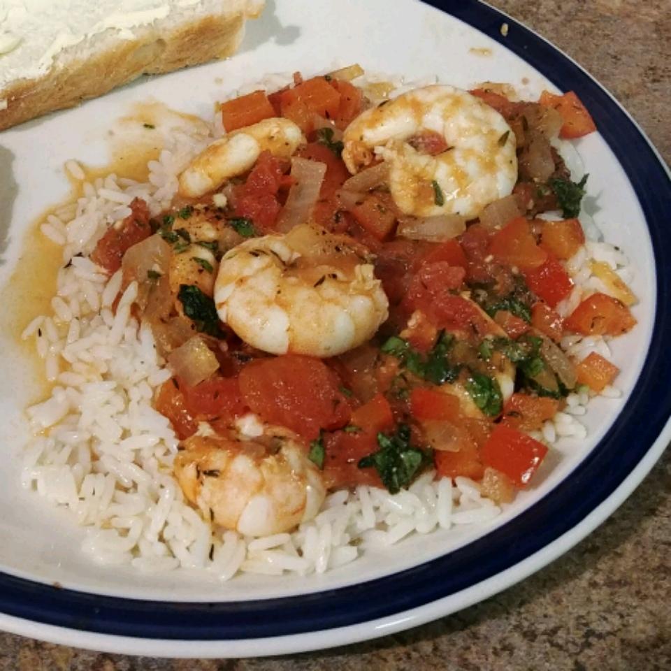 Shrimp Provencal Bill K