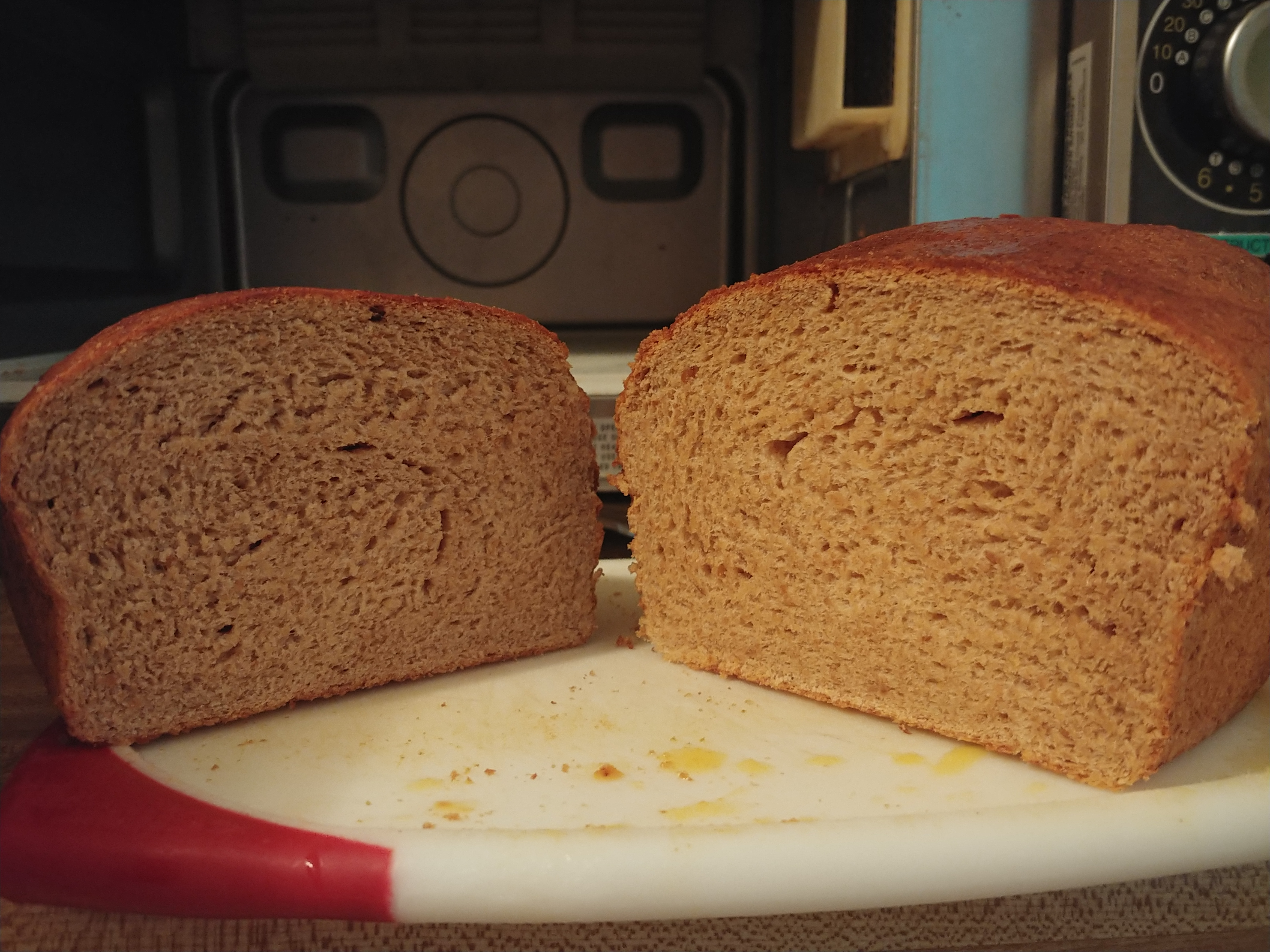 Wheat Bread with Flax Seed Anonymous