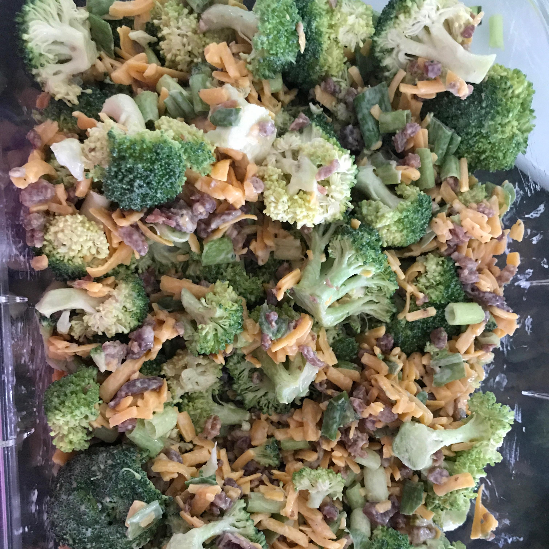 Bodacious Broccoli Salad