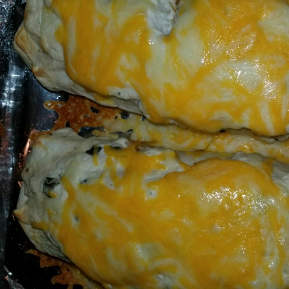 Smothered Burritos Kaitlyn Edwards