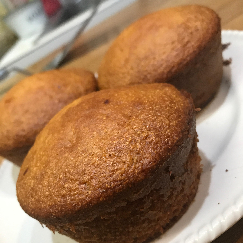 Buttermilk Cornbread Muffins Darrell Parry