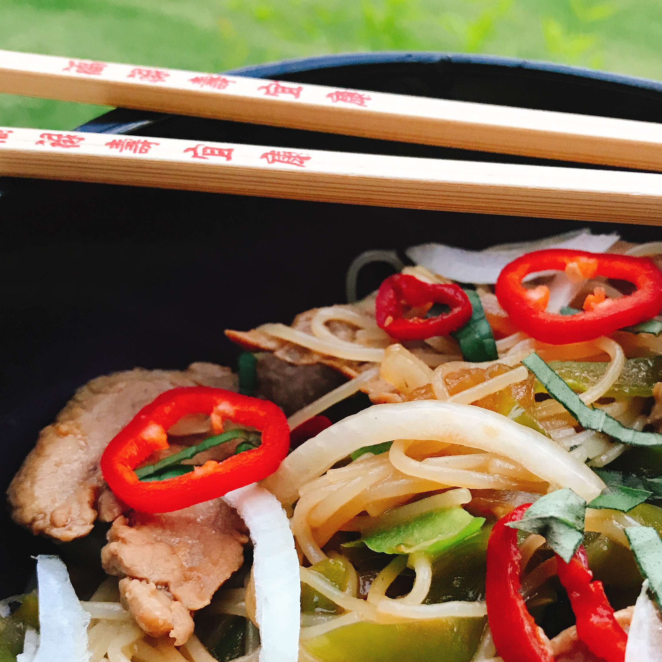 Pad Krapao (Thai Stir-Fry Pork with Basil)