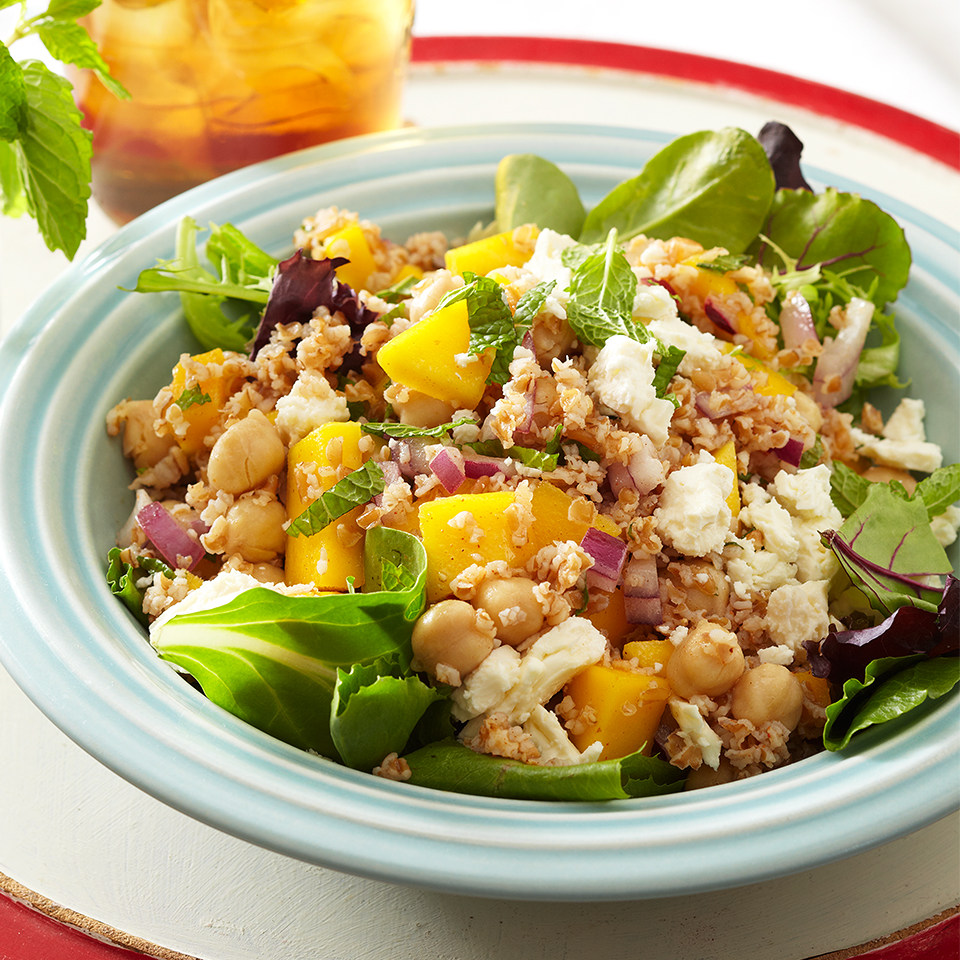Bulgur-Mango Salad Allrecipes Trusted Brands