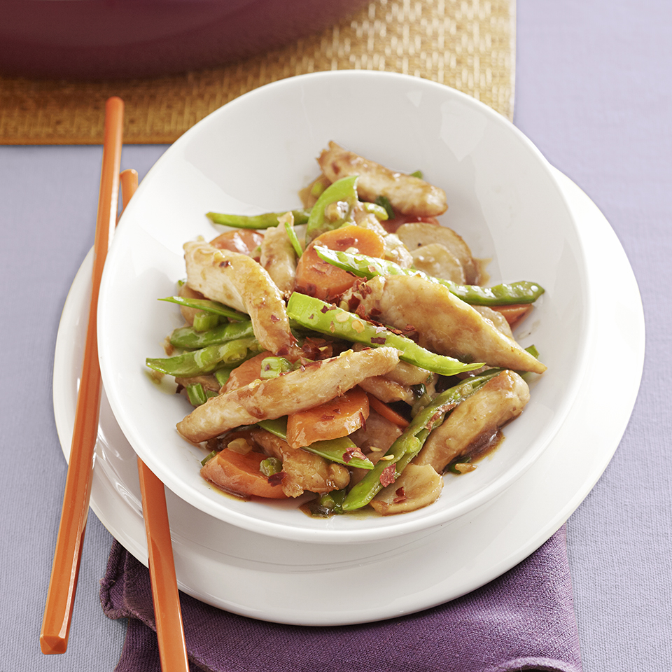 No need to order take-out when in just 30 minutes, you can be enjoying this classic chicken stir-fry dish.