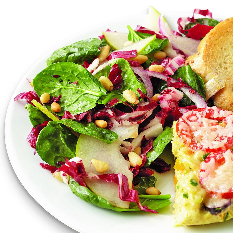 Radicchio-Red Onion Side Salad Trusted Brands