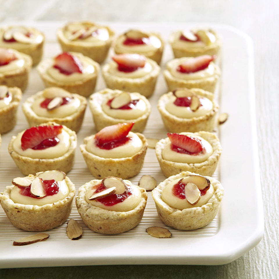 Strawberry Cheesecake Tartlets Diabetic Living Magazine