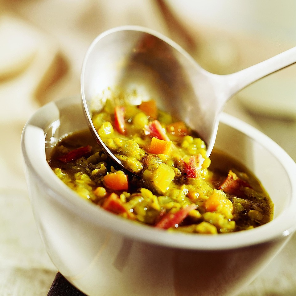 Curried Split Pea Soup Trusted Brands