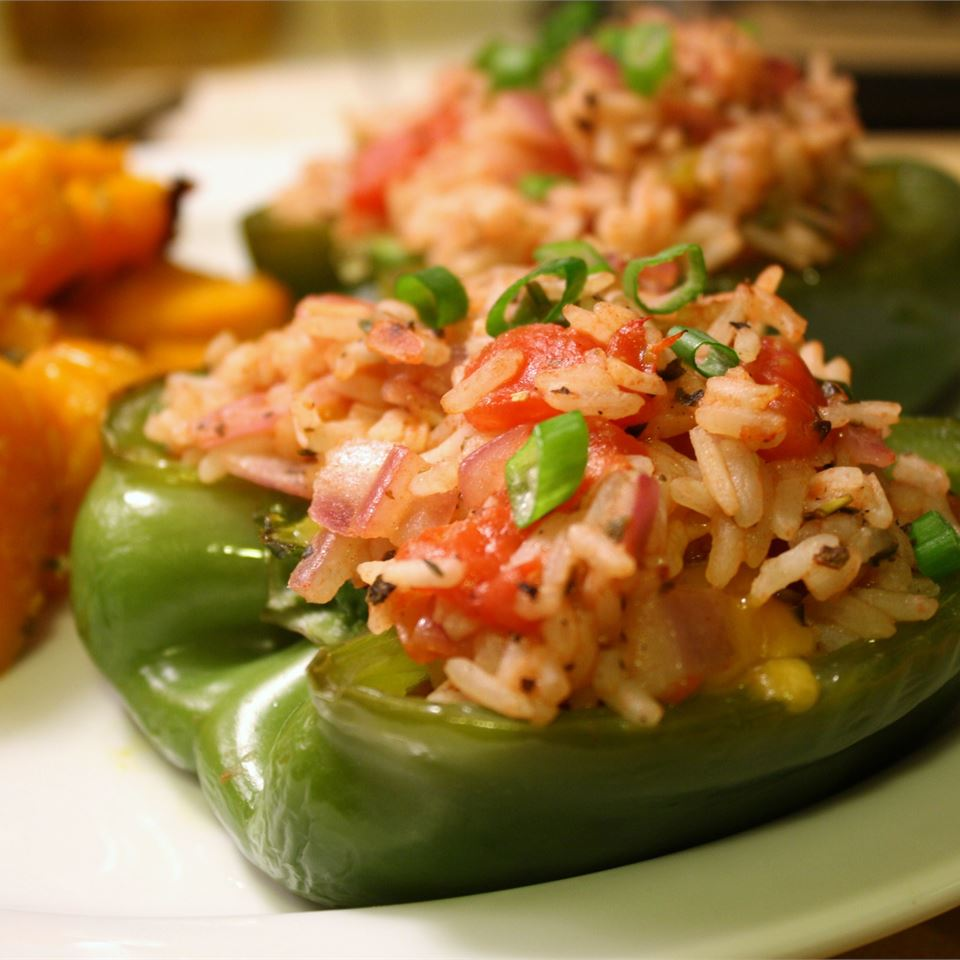 Stuffed Peppers My Way image