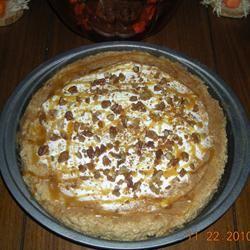 Swirled Pumpkin and Cream Cheese Cheesecake Butterflykiss69