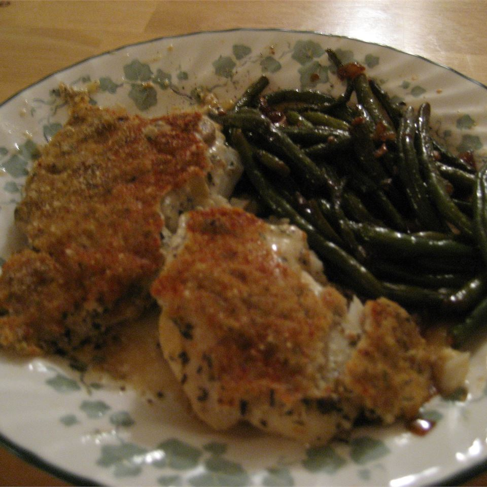 Orange Roughy in a Mushroom Sauce terrychefs