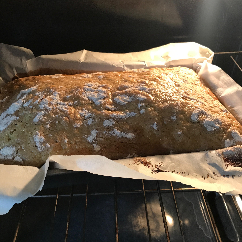 Zucchini Bread IV