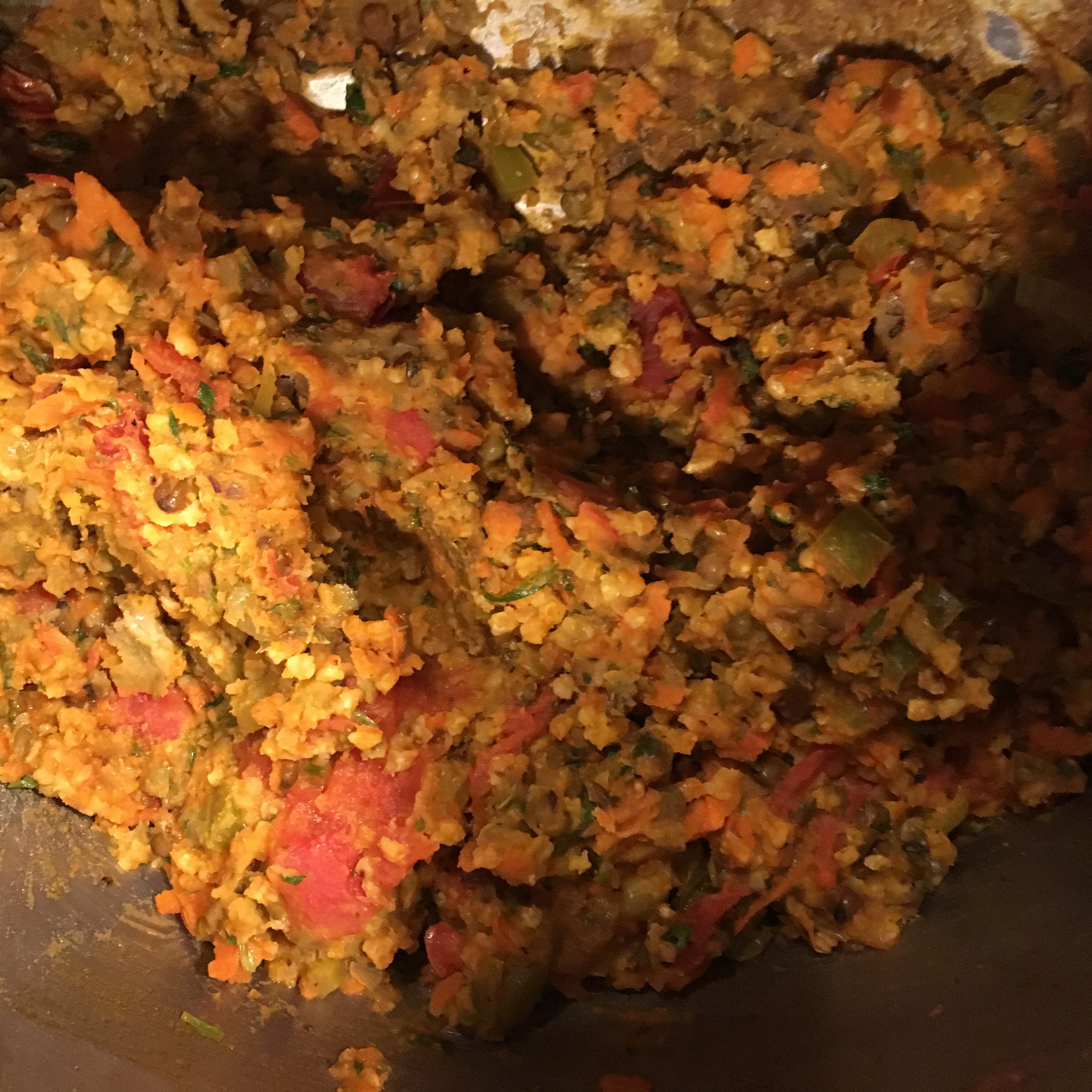 Millet Mung Bean Main Dish Gardening Joy