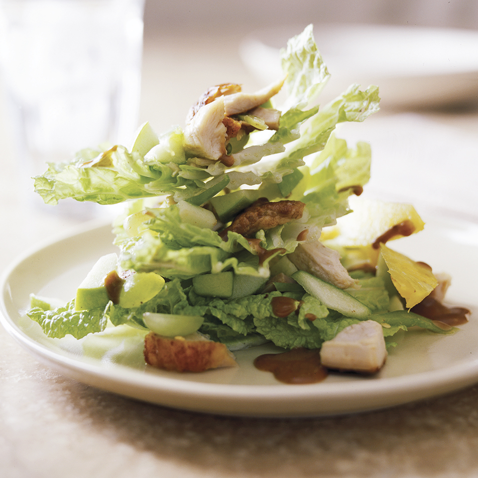 Stack it Up Chicken Salad Diabetic Living Magazine