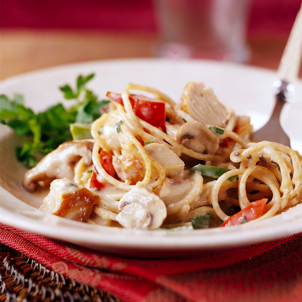 Turkey Tetrazzini Diabetic Living Magazine
