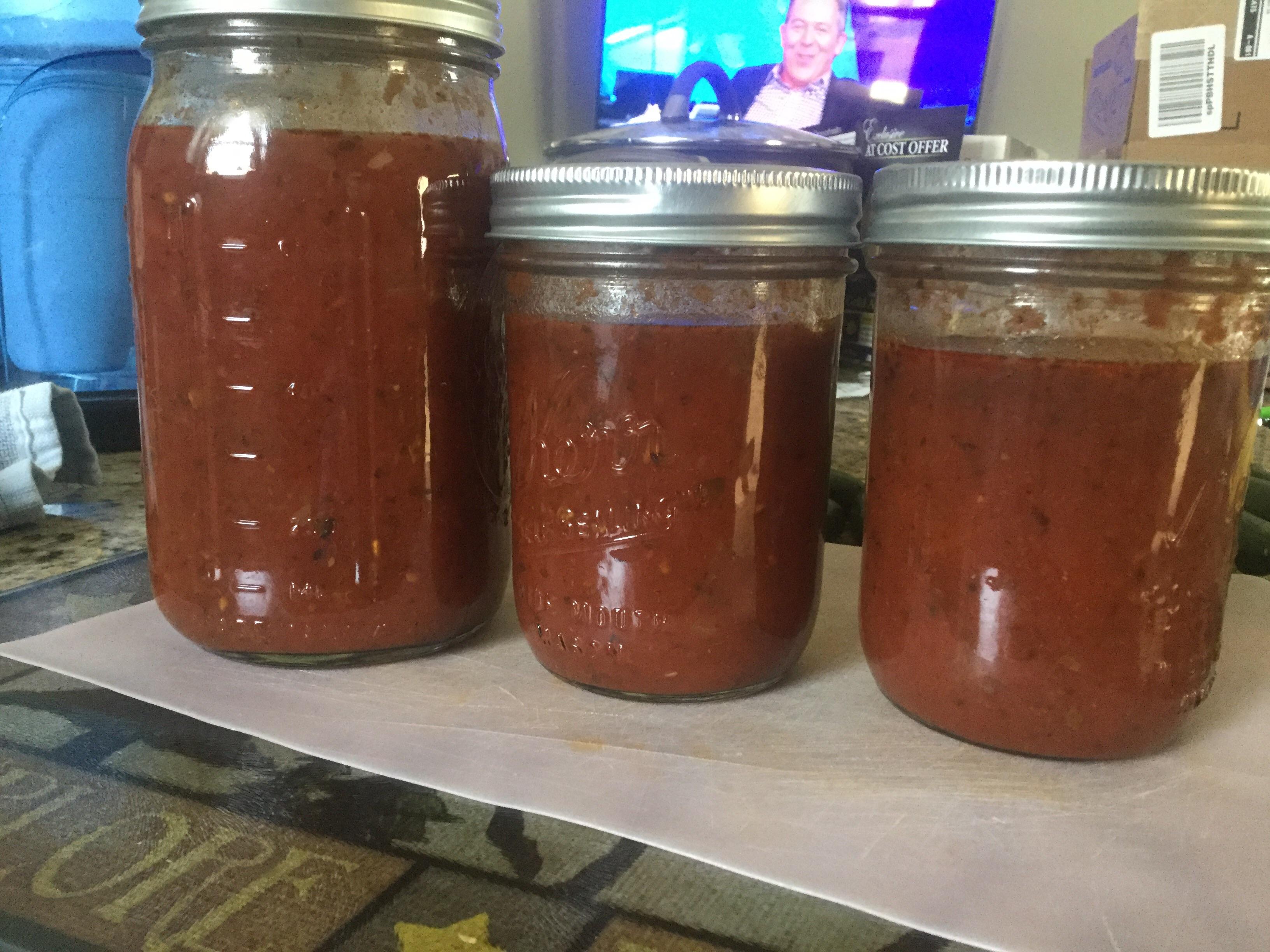 Fresh Tomato Marinara Sauce agerrard1